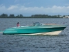 aqua-green chris craft