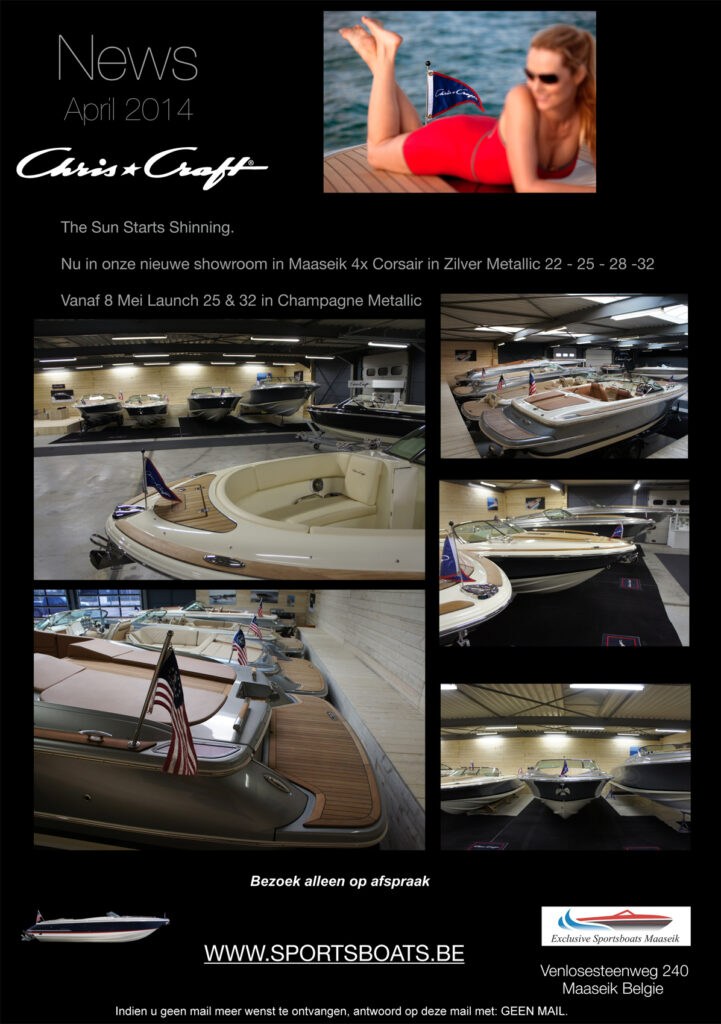 NEWS Chris Craft April 2014 NL.pages
